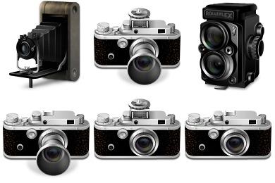 Иконки Камеры