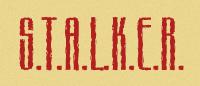 Шрифт «STALKER»