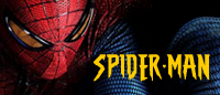 Шрифт «Spider Man Amazing»