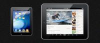 Иконки iPad PNG