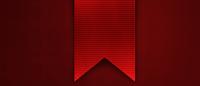 Лента закладка PSD