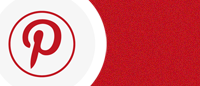 Иконки Pinterest Sticker
