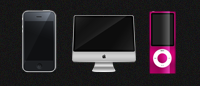 Иконки «Apple Icon SuperPack» PNG