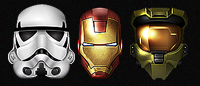 Иконки Cool Heroes