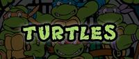 Шрифт Turtles (Черепашки ниндзя)