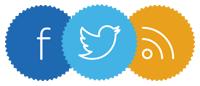 Иконки Minimalist Social Icons 256x256 PNG