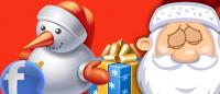 Новогодние иконки для сайта