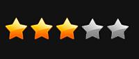 Динамические звезды рейтинга для uCoz