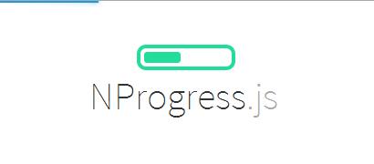 Полоска загрузки для сайта (плагин NProgress.js)