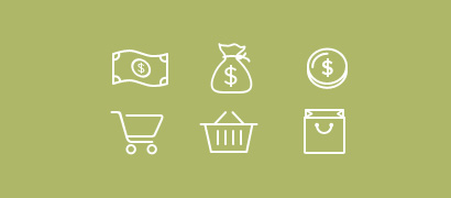 Бесплатные иконки E-Commerce для интернет-магазина