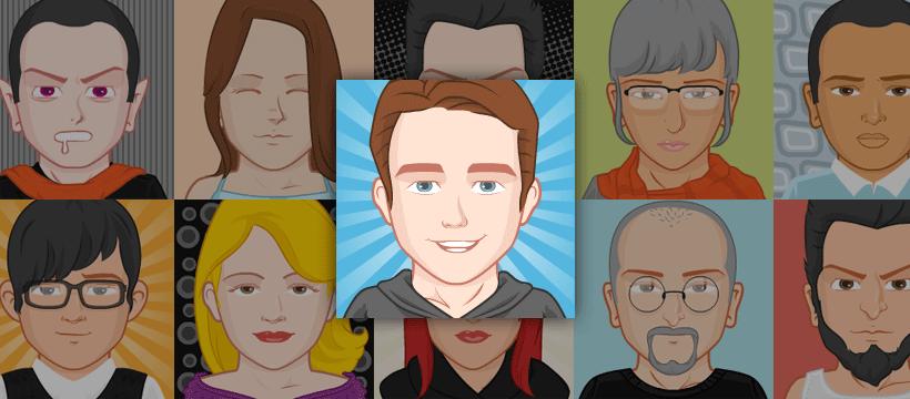 Как создать красивую аватарку благодаря сервису Pickaface?
