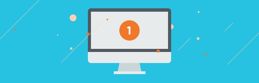Как создать самый простой сайт с одной страницей