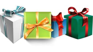 Иконки Подарки