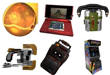 Иконки видео игр