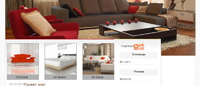 Шаблон для WordPress «Апартаменты»