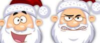 Иконки «Дед Мороз»