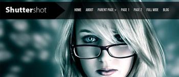 Тема Wordpress «Shuttershot»