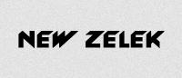 Шрифт «New Zelek»