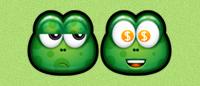 Иконки «Лягушки»